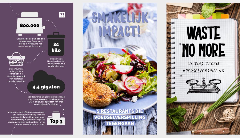 e-magazine over voedselverspilling
